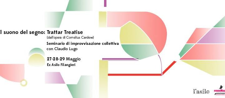 Claudio Lugo / Seminario di improvvisazione collettiva