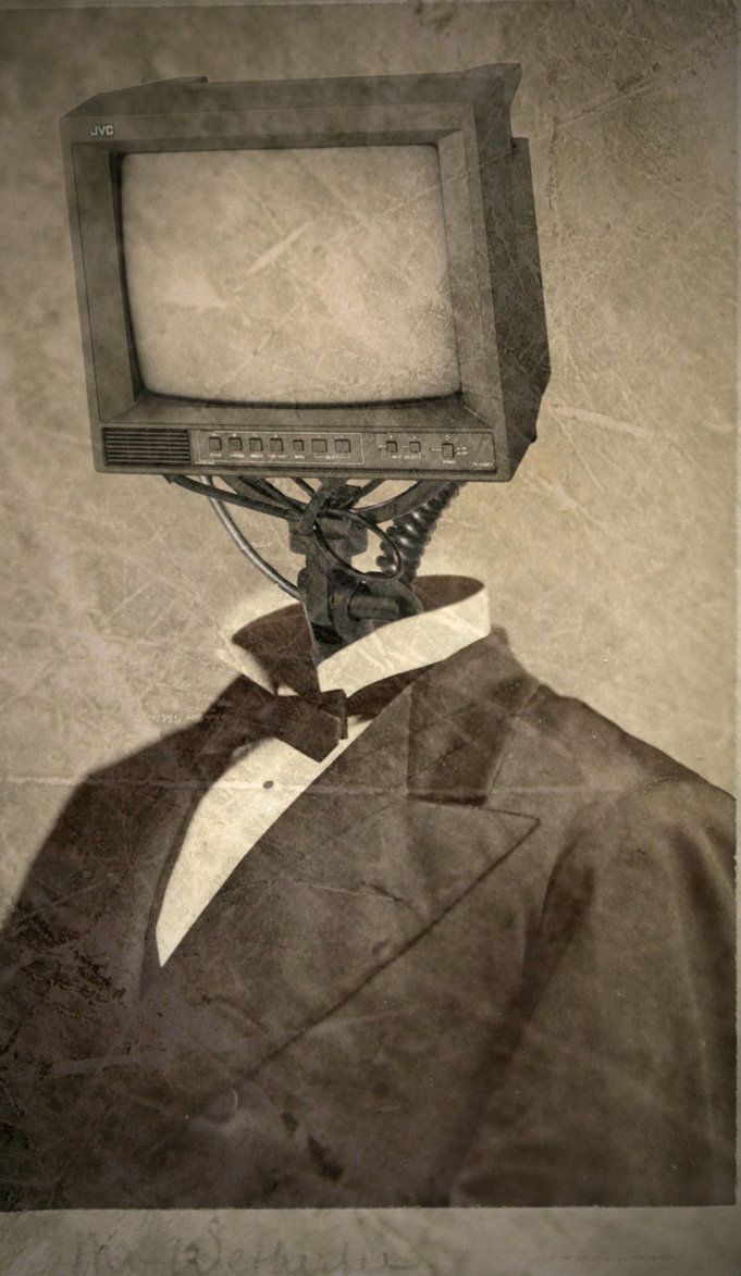 Tv Head By Double07design D31xgyi