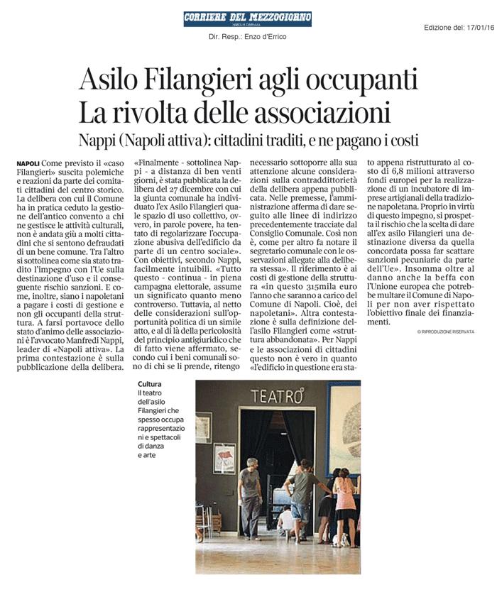 Corriere-del-Mezzogiorno---lettera-Manfredi-Nappi--18-1-2016