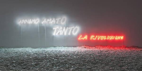 Alfredo Jaar Abbiamo Amato Tanto La Rivoluzione 2013 Photo Andrea Rossetti