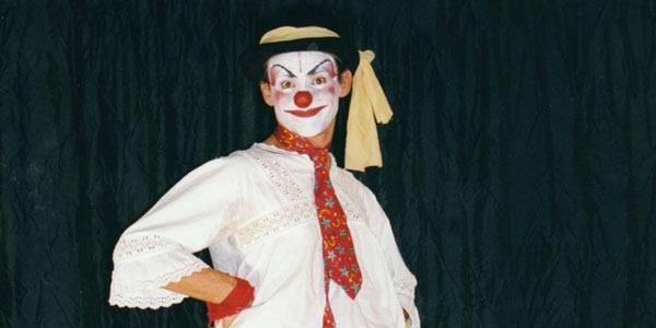 Il clown è dentro di noi   laboratorio con Mattaccino