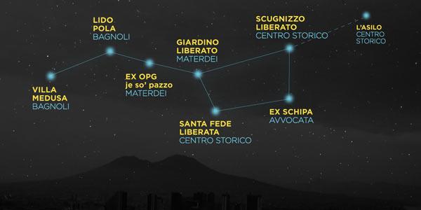 A Napoli 7 spazi liberati diventano beni comuni