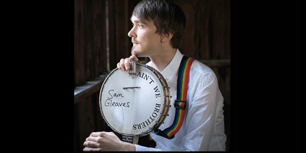 Sam Gleaves – incontro e concerto