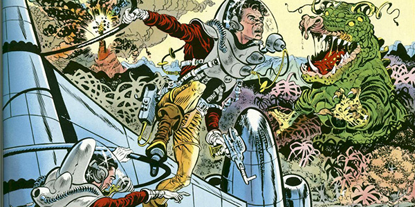 Ec Comics 24