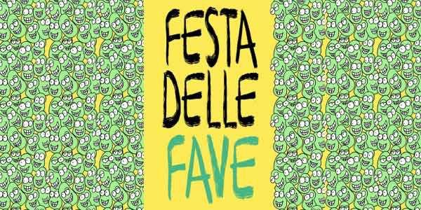 FESTA FAVE 2017