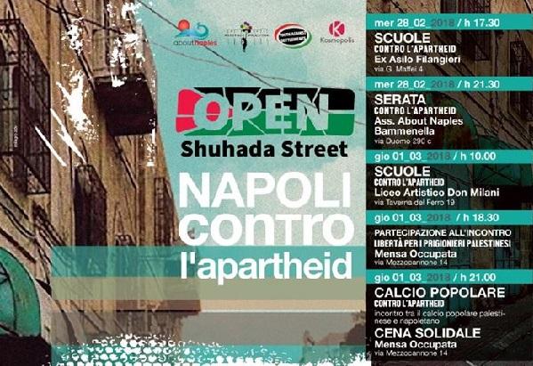 Assemblea Napoli Contro Apartheid Fb