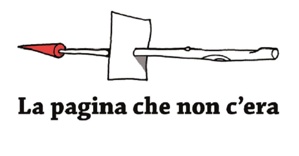 Immagine La Pagina Che Non Cera